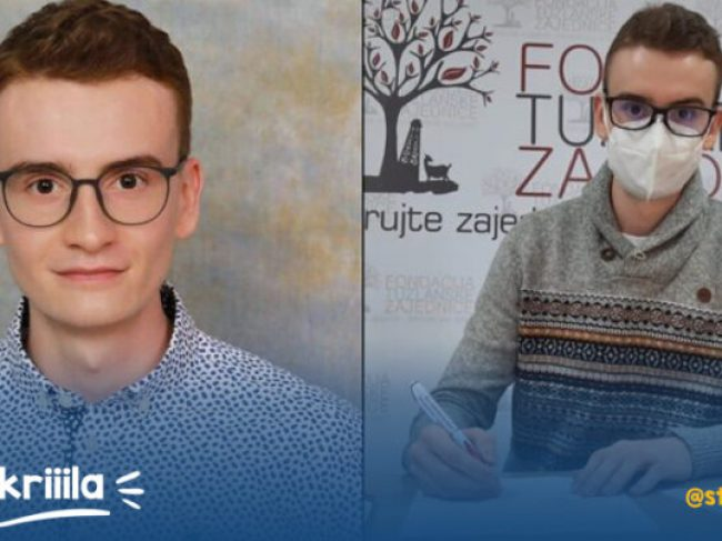 Upoznajte Faruka Šehića, uspješnog studenta iz Tuzle sa prosjekom 9,6