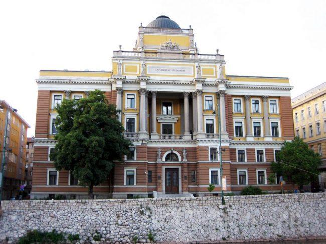 Konkurs za upis na Univerzitet u Sarajevu u studijskoj 2021/2022. godini